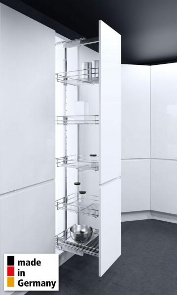 Vauth-Sagel© Hochschrankauszug HSA Apothekerauszug Schrankausstattung 1200-1450 mm Breite 400 mm 4 K